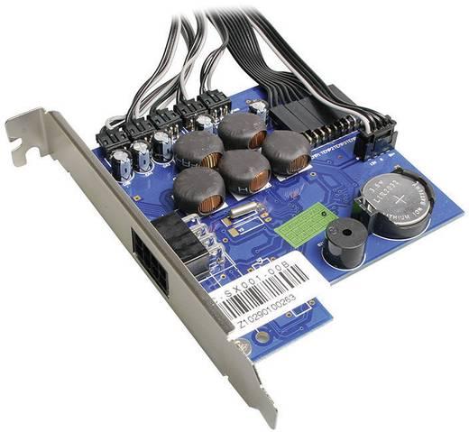 PC Lüftersteuerung Anzahl Kanäle: 5 NZXT Sentry LXE inkl. Touchscreen, inkl. Temperatur-Sensor