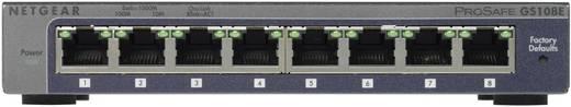 Netzwerk Switch RJ45 Netgear GS108E-300PES 8 Port 1 Gbit/s