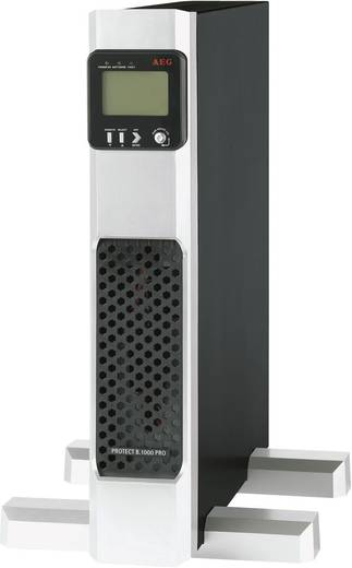 19 Zoll USV Battery Pack AEG Power Solutions Passend für Modell (USV): AEG Protect B. 1000 PRO