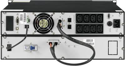 """Pacco batteria per UPS 19"""" AEG Power Solutions 6000013874 Adatto per modello (UPS): AEG Protect B. 1800 PRO"""