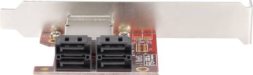 1+4 Port SAS-Controllerkarte PCI