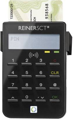 Image of REINER SCT cyberJack RFID Standard Personalausweisleser