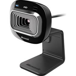 HD webkamera Microsoft LifeCam HD-3000, stojánek, upínací uchycení
