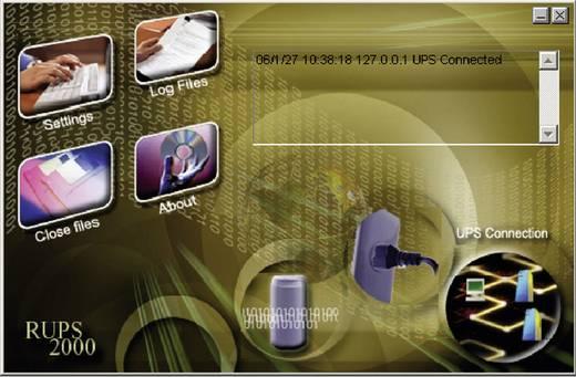 Industrielle USV-Anlage (DIN Rail) Bicker Elektronik UPSI-2401
