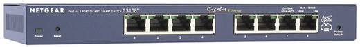 Netzwerk Switch RJ45 NETGEAR GS108T 8 Port 1 Gbit/s