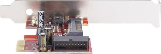 0+2 Port USB 3.0-Controllerkarte USB-A PCIe