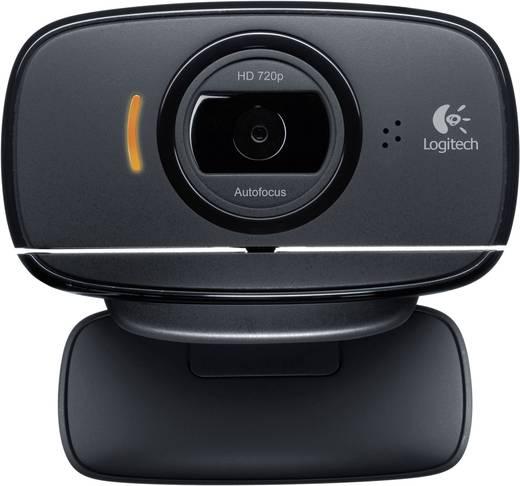 HD-Webcam 1280 x 720 Pixel Logitech C525 Standfuß, Klemm-Halterung