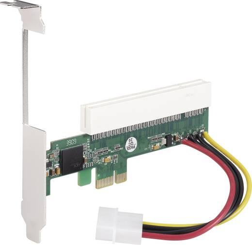 Schnittstellen-Konverter [1x PCIe - 1x PCI]