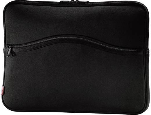 """Hama Notebook Hülle Comfort Life Passend für maximal: 33,8 cm (13,3"""") Schwarz"""