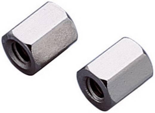 D-Sub-Muttern-Set Silber 20 St.