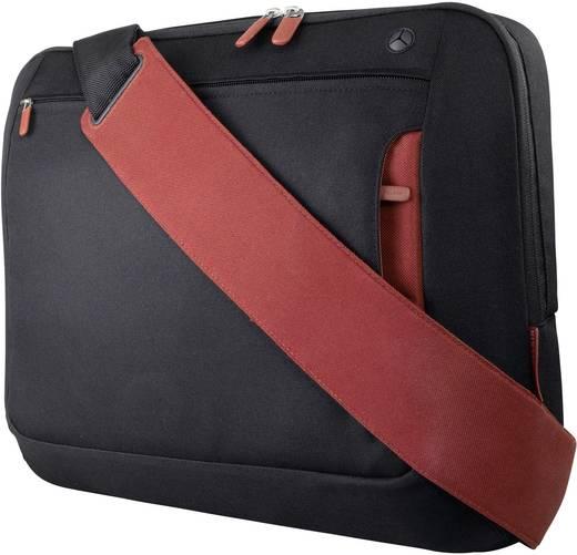 """Belkin Notebook Tasche Kurier Passend für maximal: 43,2 cm (17"""") Schwarz, Rot"""