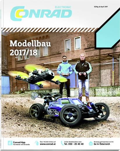 Modellbaukatalog 2017/2018 – 100 % Action, Fun und Spannung