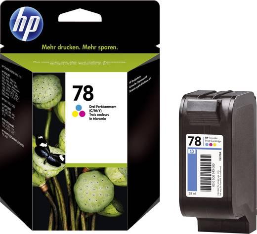 HP Tintenpatrone 78 Cyan;Magenta;Gelb C6578AE