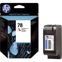 Náplň do tlačiarne HP 78 C6578D, zelenomodrá, purpurová, žltá