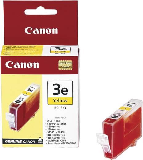Canon Tinte BCI-3eY Original Gelb 4482A002