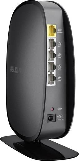 Linksys F9K1002de WLAN Router 2.4 GHz 300 MBit/s