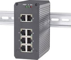 Průmyslové ethernet switche na DIN lištu Renkforce GSHS800