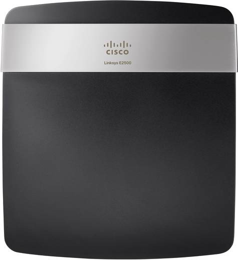 Linksys E2500 WLAN Router 2.4 GHz, 5 GHz 600 MBit/s