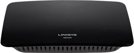 Netzwerk Switch RJ45 Linksys SE2500 5 Port 1 Gbit/s