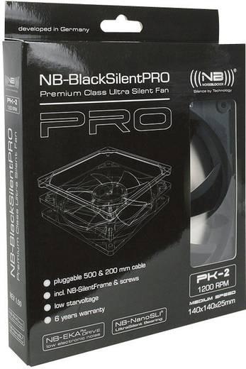 PC-Gehäuse-Lüfter NoiseBlocker L-PK2R (B x H x T) 140 x 140 x 25 mm