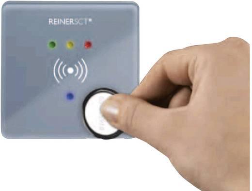 Zeiterfassungssystem Erweiterungsterminal ReinerSCT timeCard Externer RFID-Leser