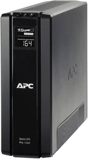 USV 1500 VA APC by Schneider Electric Back UPS BR1500G-GR