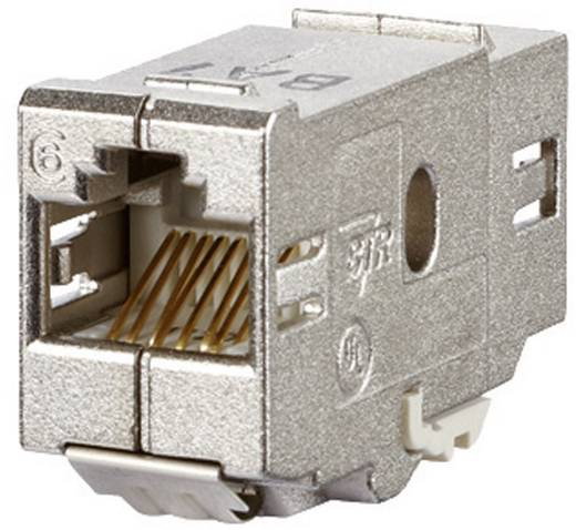 RJ45-Einbaumodul E-Dat CAT 6 Metz Connect 1309A0-I