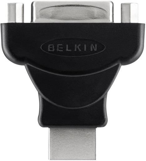 HDMI / DVI Adapter [1x HDMI-Stecker - 1x DVI-Buchse 24+1pol.] Schwarz Belkin