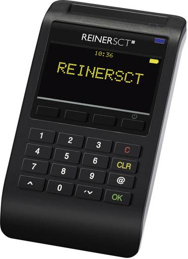 Zeiterfassungssystem Erweiterungsterminal ReinerSCT timeCard select Mobiles Terminal