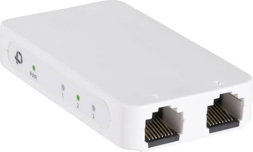 Netzwerk Switch RJ45 Renkforce mit USB-Stromversorgung 3 Port 100 MBit/s