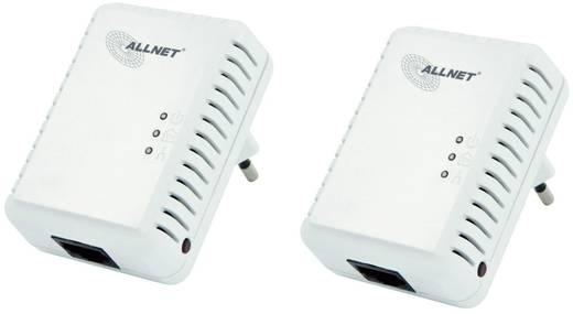 Powerline Starter Kit 500 MBit/s Allnet ALL168250DOUBLE