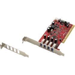 PCI karta USB 3.0 Renkforce RF-1973646, 4 porty