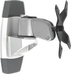 """Držák na zeď pro monitor SpeaKa Professional SP-3947552, 25,4 cm (10"""") - 81,3 cm (32""""), stříbrnočerná"""