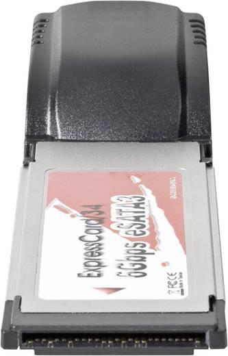 SAS/SATA Mini-SAS SFF-8088 ExpressCard