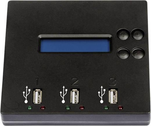 2fach USB-Kopierstation U-Reach UB300 USB 2.0 tragbar
