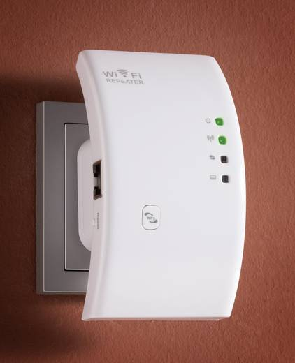 WLAN Repeater 300 MBit/s 2.4 GHz