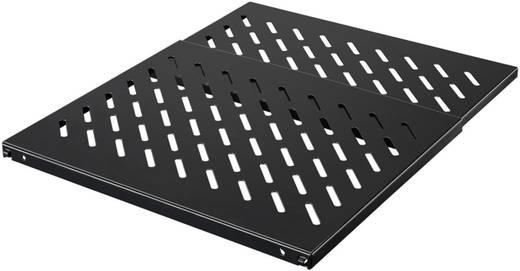 19 Zoll Netzwerkschrank-Geräteboden 0.5 HE Rittal 5501.665 Ausziehbar Geeignet für Schranktiefe: ab 1000 mm Schwarz