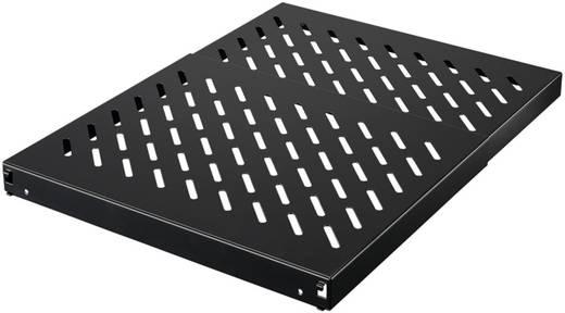 19 Zoll Netzwerkschrank-Geräteboden 1 HE Rittal 5501.695 Ausziehbar Geeignet für Schranktiefe: ab 600 mm Schwarz