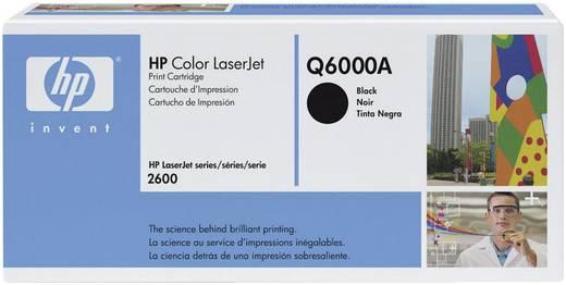 HP Toner 124A Q6000A Original Schwarz 2500 Seiten