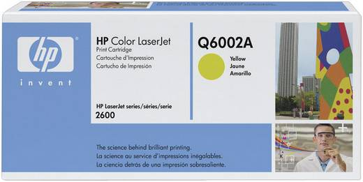 HP Toner 124A Q6003A Original Magenta 2000 Seiten