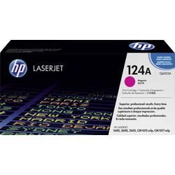 Toner HP 124A Q6003A, purpurová