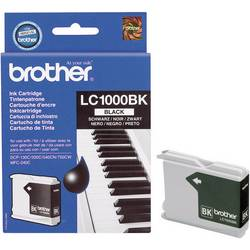 Cartridge Brother LC-1000, LC1000BK, černá
