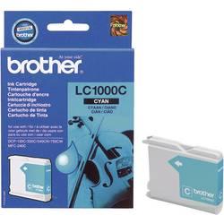 Image of Brother Tinte LC-1000C Original Cyan LC1000C