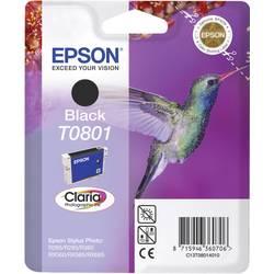 Náplň do tlačiarne Epson T0801 C13T08014011, čierna