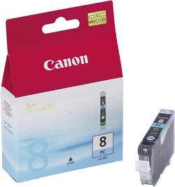 Cartridge Canon CLI-8PC, 0624B001, cyanová