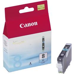 Cartridge Canon CLI-8PC, 0624B001, cyanová