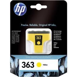 Náplň do tlačiarne HP 363 C8773EE, žltá