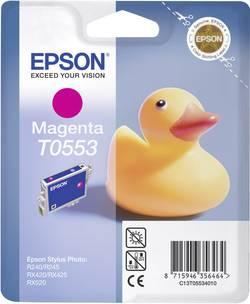 Cartridge do tiskárny Epson T0553, C13T05534010, magenta