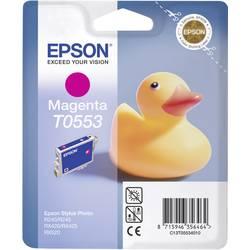 Náplň do tlačiarne Epson T0553 C13T05534010, purpurová