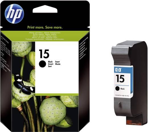 HP Tinte 15 Original Schwarz C6615DE